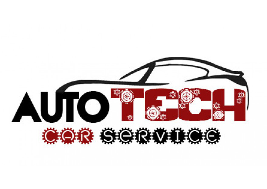 AUTOTECH CAR SERVICE Logo Tasarimi yarışmasına tasarımcı jester tarafından sunulan  tasarım