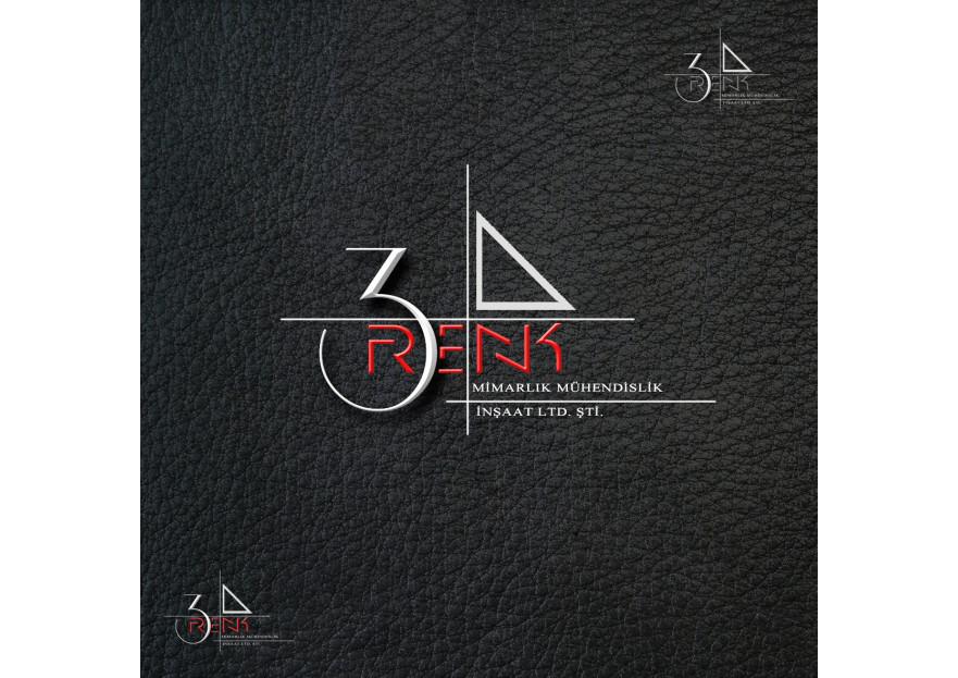 3 RENK MİMARLIK LOGO TASARIMI yarışmasına tasarımcı yeliztasarım tarafından sunulan  tasarım