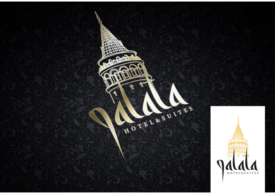 Galata Hotel & Suites Logo tasarımı yarışmasına neharbalin tarafından girilen tasarım
