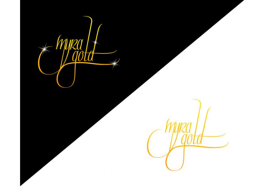 Myra Gold Kurumsal Kimlik Logosu yarışmasına tasarımcı xylo tarafından sunulan  tasarım