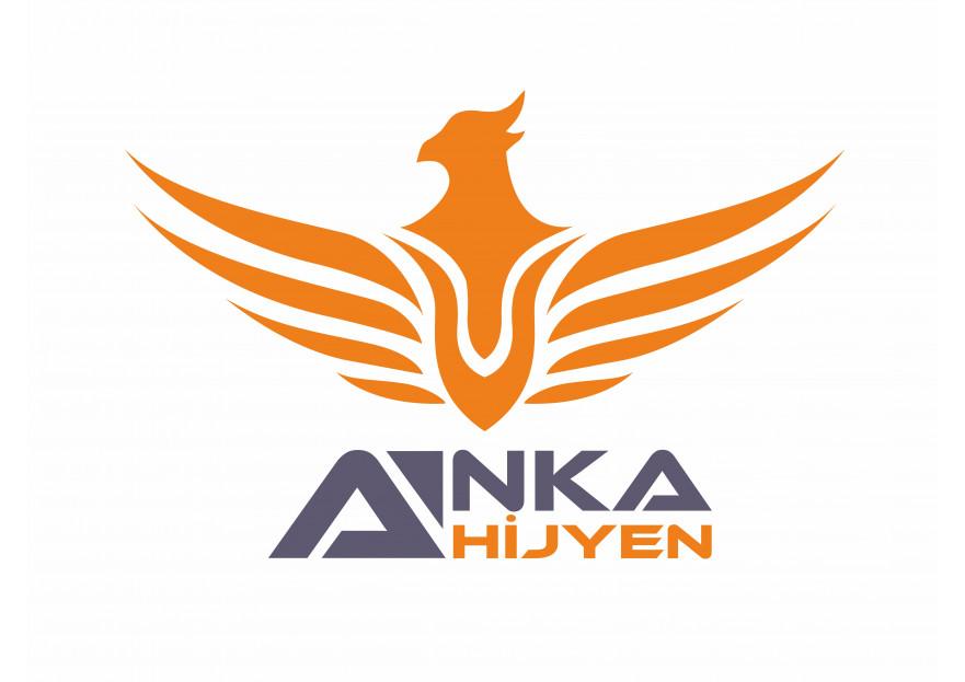 Anka Hijyen Firmamız İçin Logo İhtiyacı yarışmasına tasarımcı designer14 tarafından sunulan  tasarım