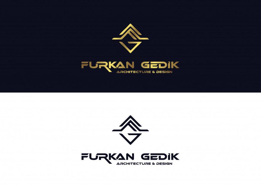 Mimarlık ofisi logo ve kartvizit tasarım yarışmasına ÖZD tarafından girilen tasarım