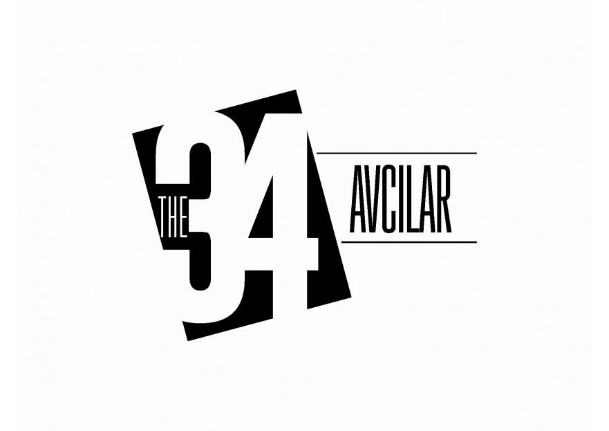 the34' e en orjinal logoyu sen tasarla ! yarışmasına reklamadam tarafından girilen tasarım