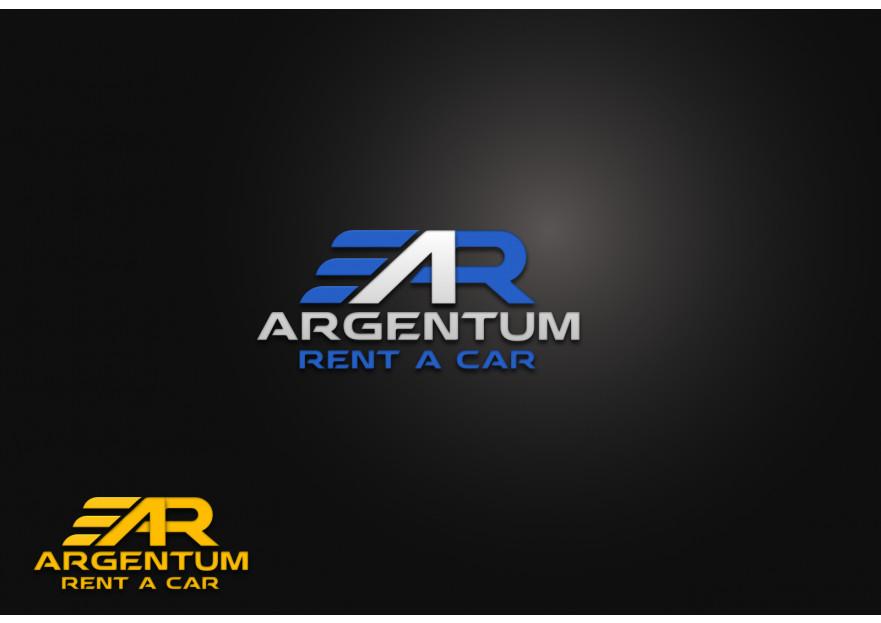 KENDİNE ÖZGÜ RENT A CAR LOGOSU yarışmasına Dyzyn tarafından girilen tasarım