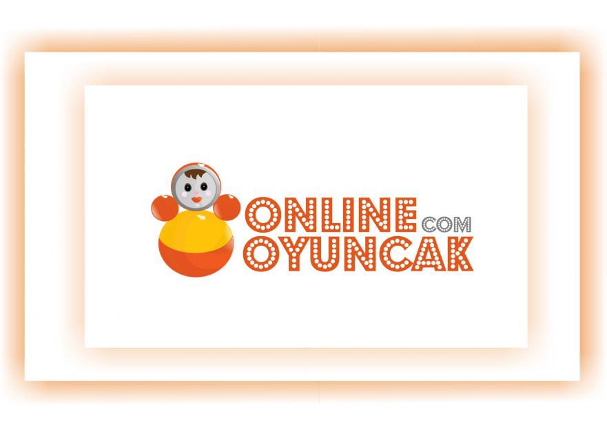 OnlineOyuncak.com Logo Tasarımı. yarışmasına tasarımcı BAKU tarafından sunulan  tasarım