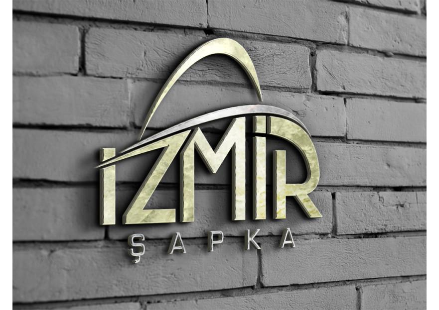 İzmir Şapka Logo Tasarımı yarışmasına wAres tarafından girilen tasarım