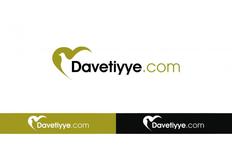 Davetiye E-Ticaret Sitesi Logo Tasarımı yarışmasına tasarımcı Mr_Magenta tarafından sunulan  tasarım