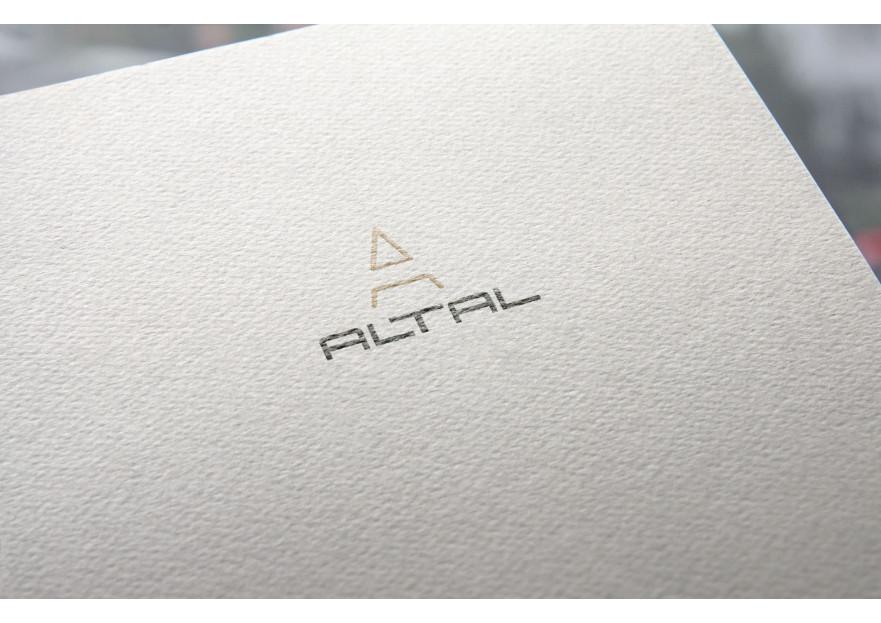 ALTAL' a mükemmel  logoyu sen tasarla ! yarışmasına tasarımcı Cuneight tarafından sunulan  tasarım