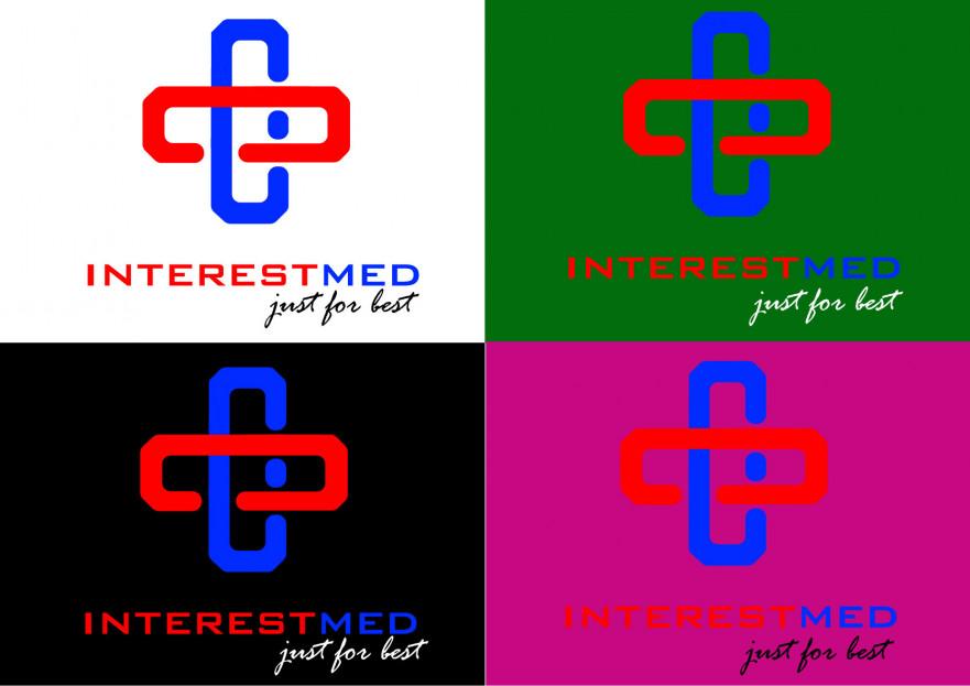 Uluslarasi saglik turizmi icin logo yarışmasına tasarımcı jimla tarafından sunulan  tasarım