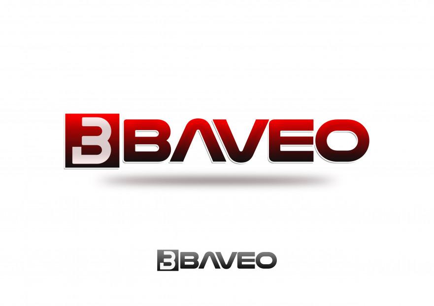 Baveo markamıza logo yarışmasına tasarımcı YUSUFOGLU tarafından sunulan  tasarım