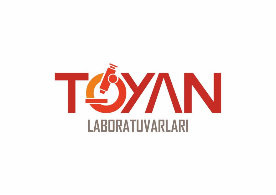TOYAN LABORATUVARLARI LOGO TASARIM yarışmasına Designature7157 tarafından girilen tasarım