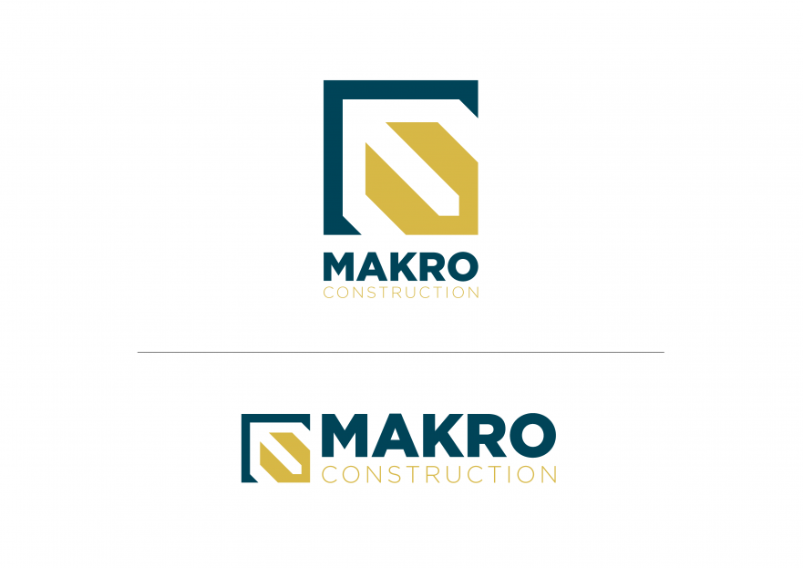 MAKRO CONSTRUCTION İNŞAAT yarışmasına gkhnbytndesign tarafından girilen tasarım