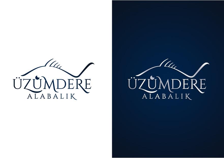 alabalık firması için logo tasarımı yarışmasına Hello tarafından girilen tasarım
