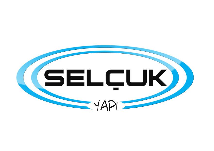 SELÇUK Yapı Logo Tasarımı yarışmasına tasarımcı emin_sengun tarafından sunulan  tasarım