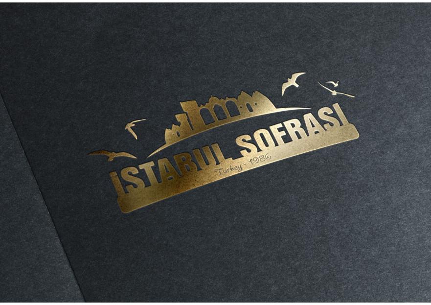 İstanbul Sofrası için logo tasarımı yarışmasına tasarımcı life tarafından sunulan  tasarım