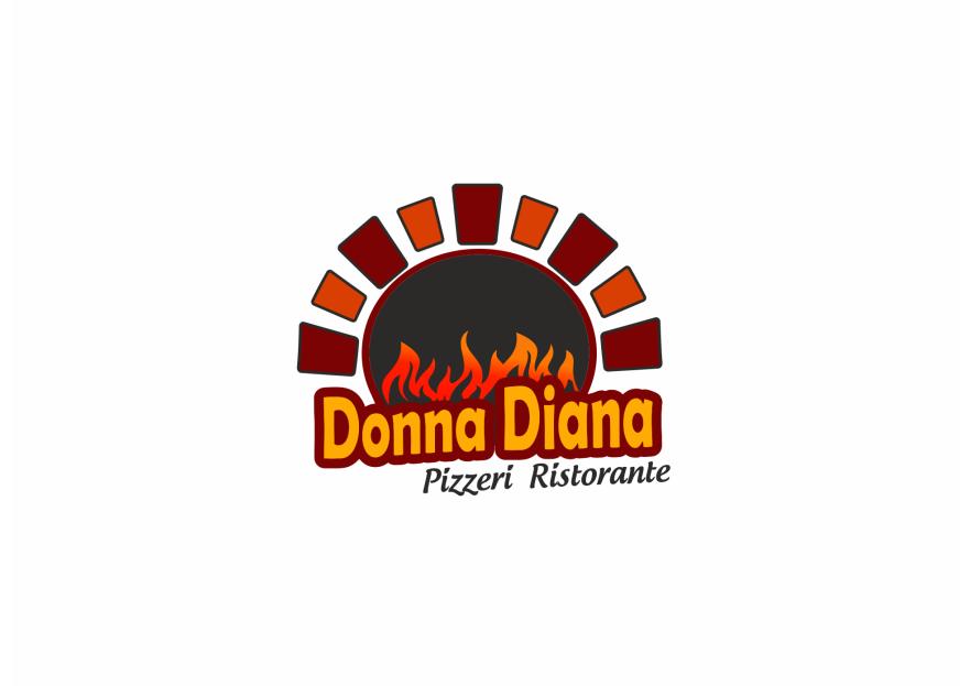 pizza restoranim icin logo tasarimi yarışmasına tasarımcı pasha17 tarafından sunulan  tasarım