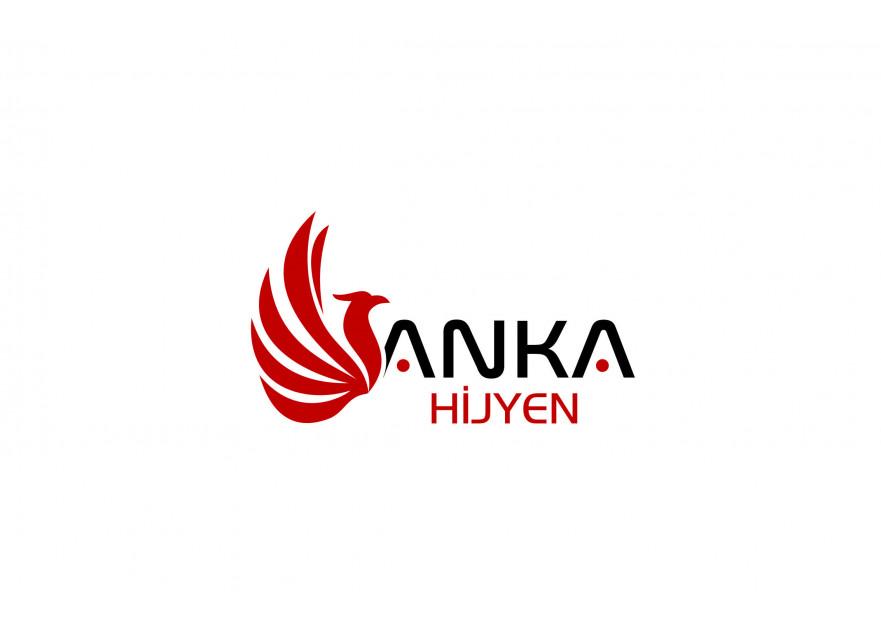 Anka Hijyen Firmamız İçin Logo İhtiyacı yarışmasına tasarımcı t.c.h.r tarafından sunulan  tasarım