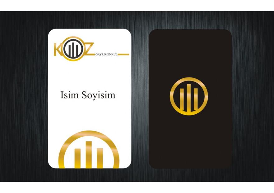 Gayrimenkul Firmamız İçin Logo Tasarım yarışmasına altun1411 tarafından girilen tasarım