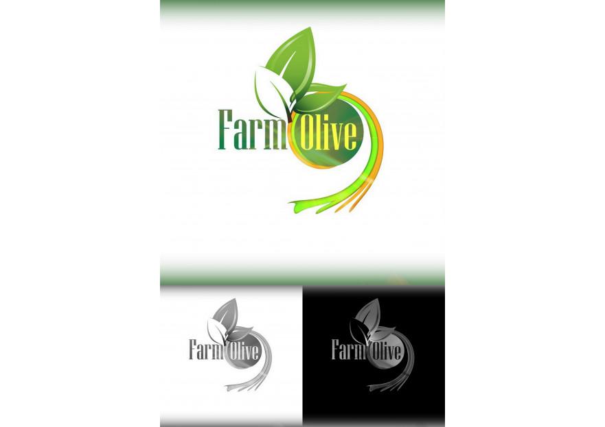 Zeytin ve Zeytin Ürünleri İçin Logo yarışmasına TeZCaN tarafından girilen tasarım