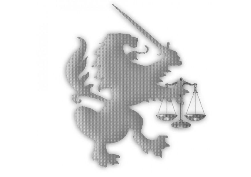 Avukatlık Bürosu Kurumsal Kimlik  yarışmasına tasarımcı By_Tiky tarafından sunulan  tasarım