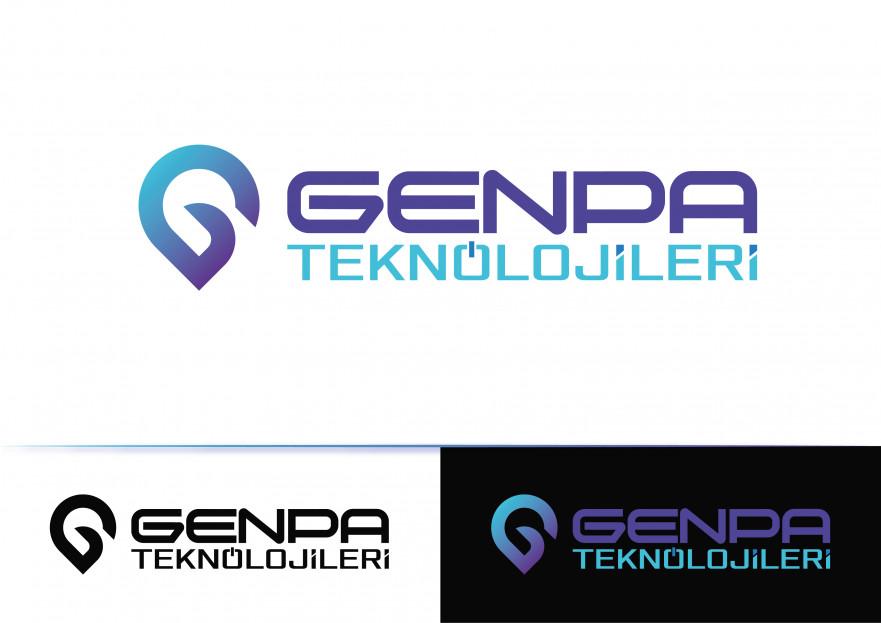 GENPA LOGOSUNU ARIYOR yarışmasına AlKoDesign tarafından girilen tasarım