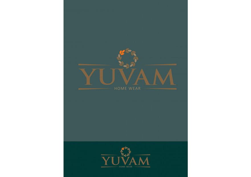 Ev Tekstili  Logo Tasarımı yarışmasına tasarımcı haSANATilay tarafından sunulan  tasarım