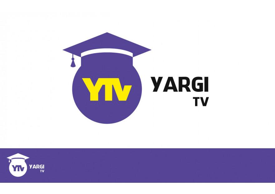 YARGI TV Uzaktan Eğitim Sitemize Logo yarışmasına tasarımcı kkkk tarafından sunulan  tasarım
