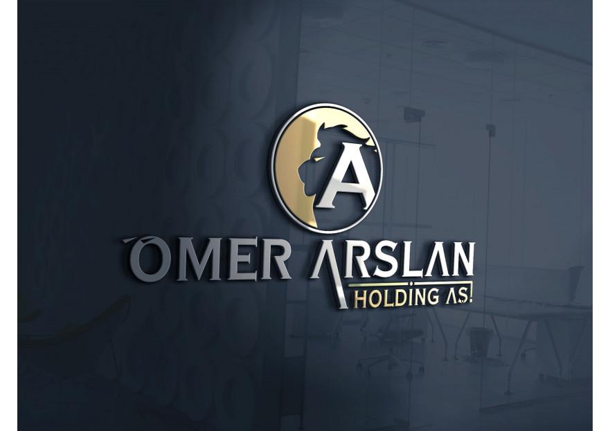 Dikkat çekici Holding Logosu yarışmasına huboz tarafından girilen tasarım