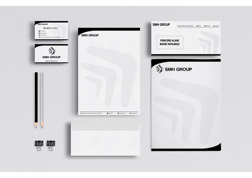 logomuzu seçtik sıra kurumsal kimlikte yarışmasına tasarımcı Adnan ALTUN tarafından sunulan  tasarım