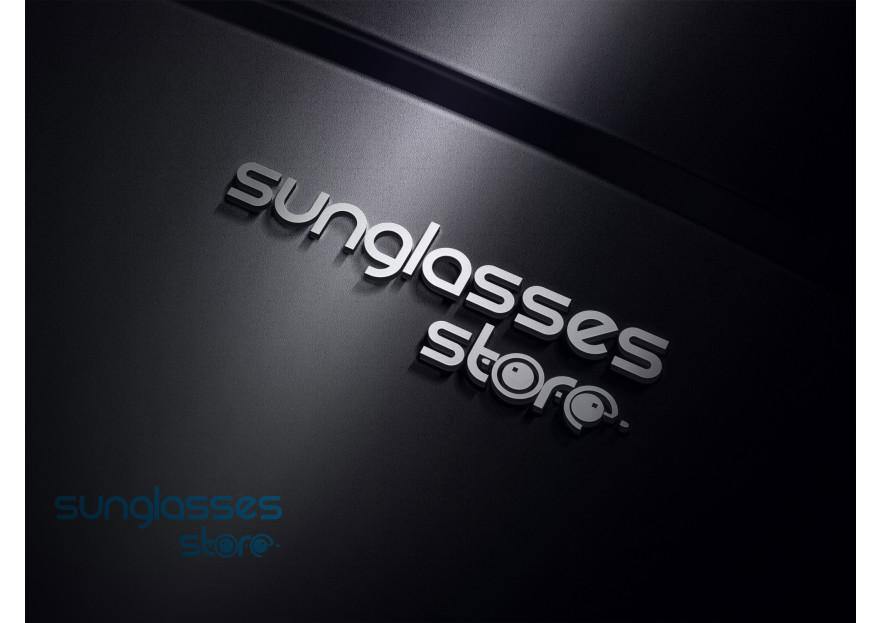 Güneş Gözlüğü Mağazası Logo Yarışması !! yarışmasına aysedesign tarafından girilen tasarım