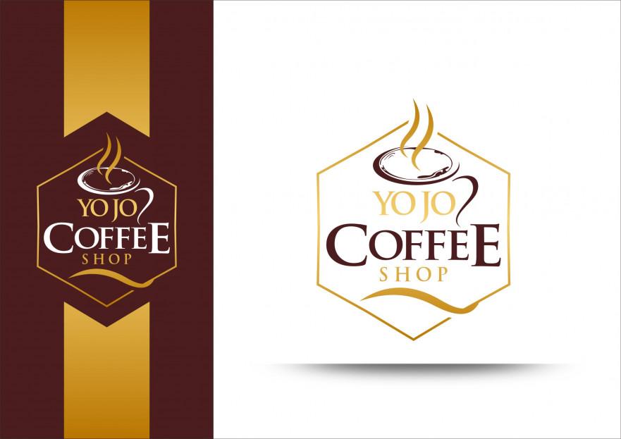 Kahveci Logosu yarışmasına tasarımcı RΛPİDO ™ tarafından sunulan  tasarım