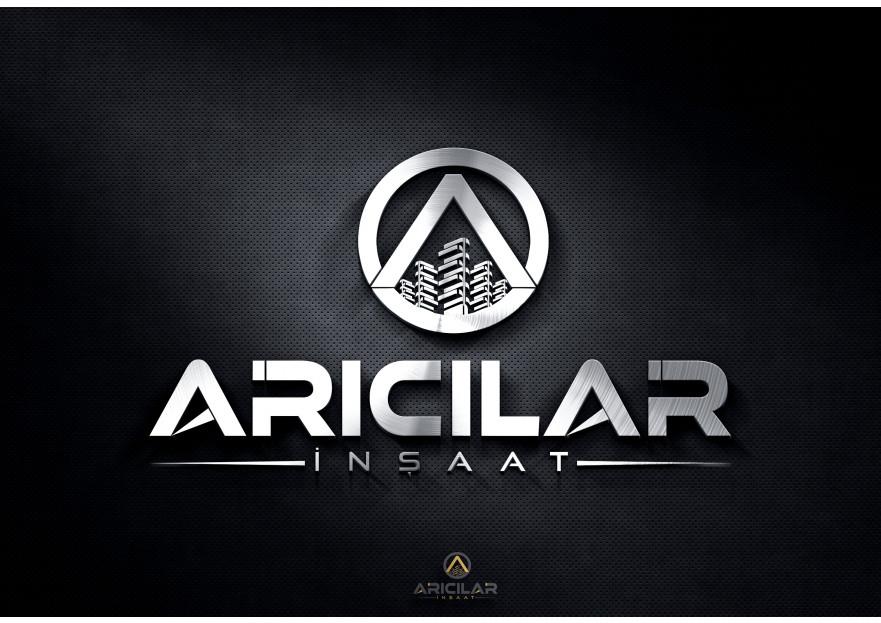 ARICILAR İNŞAAT YENİ LOGOSUNU ARIYOR... yarışmasına tasarımcı Grafiksir™ tarafından sunulan  tasarım
