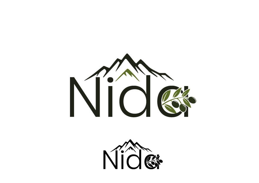 Nida Zeytin ve Zeytinyağları yarışmasına tasarımcı AlKoDesign tarafından sunulan  tasarım