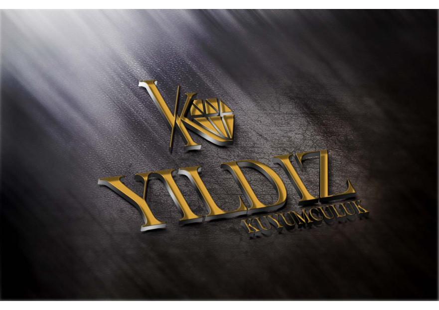 KUYUMCU LOGOSU  yarışmasına A. GÜLER tarafından girilen tasarım