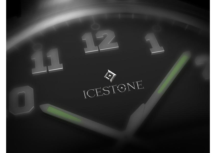 Marka(ICESTONE) yarışmasına mfsimsek tarafından girilen tasarım
