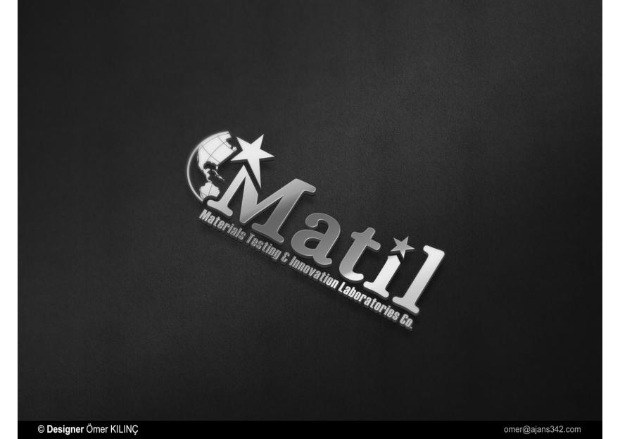 MATİL A.Ş Logo ve Kurumsal Kimlik  yarışmasına Omer_KILINC tarafından girilen tasarım