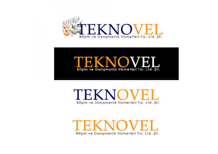 Bilisim ve Danismanlik firmasi icin logo yarışmasına tasarımcı By_Tiky tarafından sunulan  tasarım