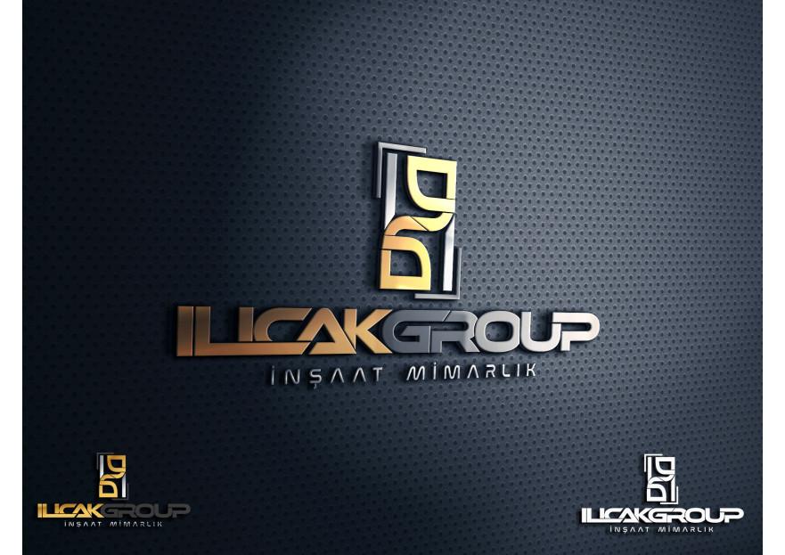MİMARLIK VE İNŞAAT ŞİRKETİ İÇİN LOGO yarışmasına Grafiksir™ tarafından girilen tasarım