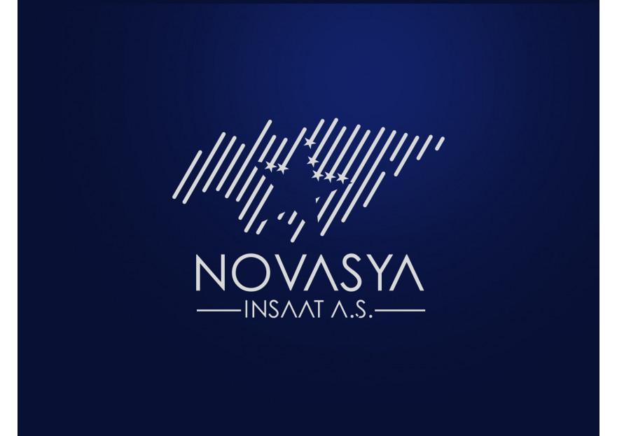 'NOVASYA İNŞAAT A.Ş' EN İYİ OLAN GELSİN! yarışmasına tasarımcı grfkismail tarafından sunulan  tasarım