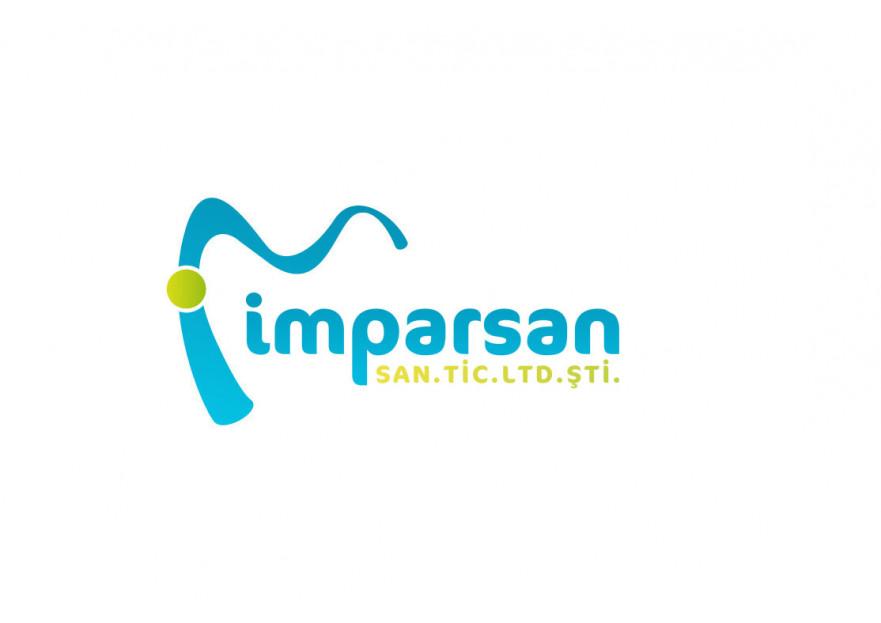 İMPARSAN SAN. TİC. LTD. Logo tasarımı yarışmasına tasarımcı Ayes Tasarım tarafından sunulan  tasarım