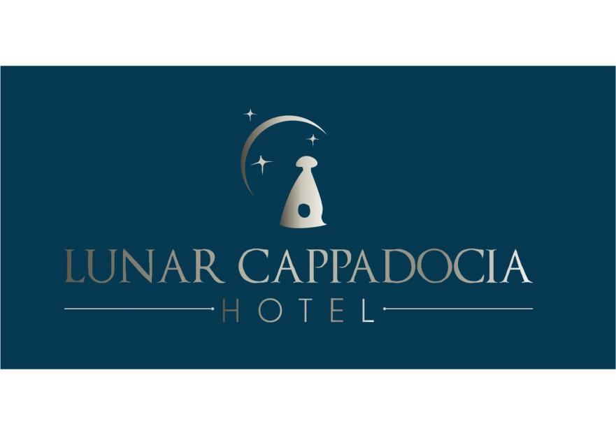 Kapadokya'da Hotel Logo ve Kurumsal Kiml yarışmasına tasarımcı Namata tarafından sunulan  tasarım