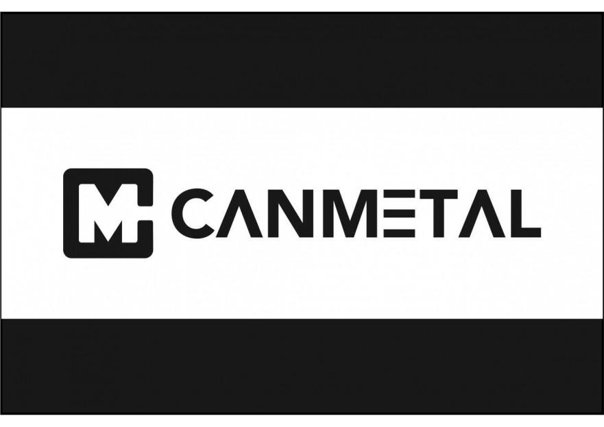 CANMETAL demir pazarlama logo ve kartviz yarışmasına DEMİR Reklam tarafından girilen tasarım