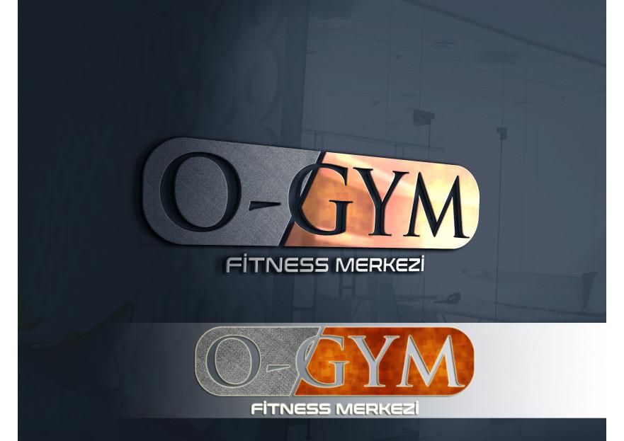 Fitness Merkezi için logo tasarımı yarışmasına tasarımcı Harunyuksek tarafından sunulan  tasarım
