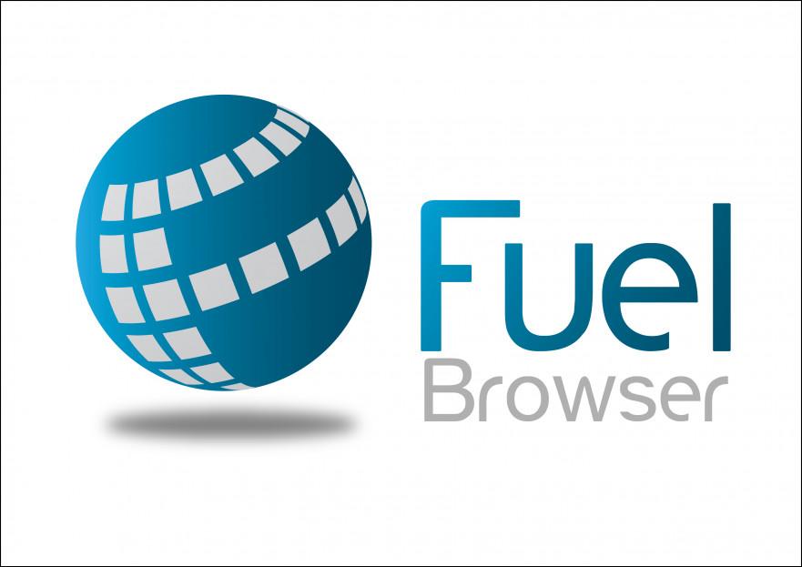 Fuel Browser Extensions Platformu Logosu yarışmasına tasarımcı Fuat_Ekemen tarafından sunulan  tasarım