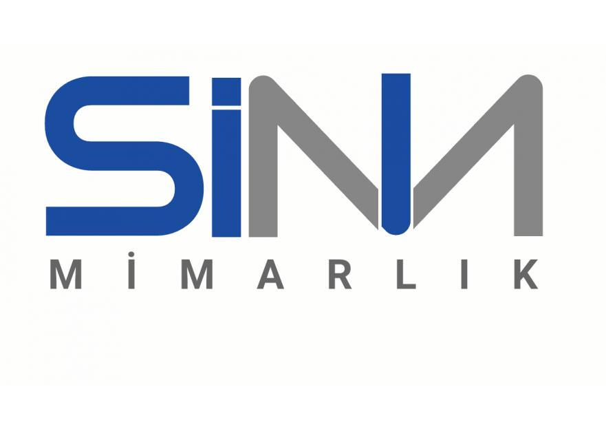Sina Mimarlık Logosunu arıyor yarışmasına tasarımcı 2N1K tarafından sunulan  tasarım