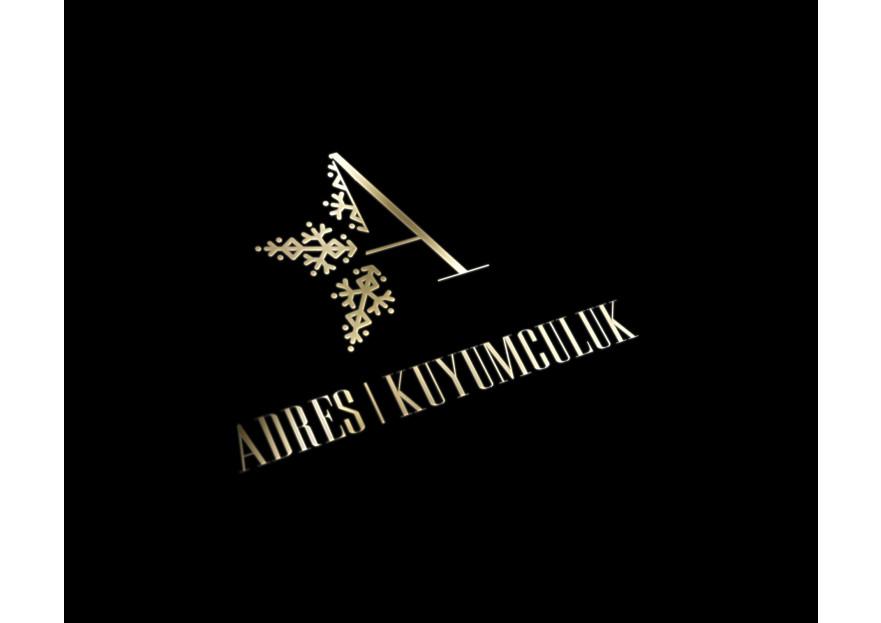 Pırlanta ve şıklığı yansıtan bir logo yarışmasına tasarımcı abanoz55 tarafından sunulan  tasarım