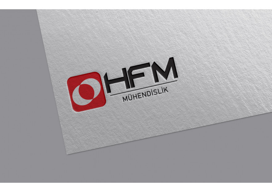 Mühendislik firmamıza logo  yarışmasına nndesign tarafından girilen tasarım