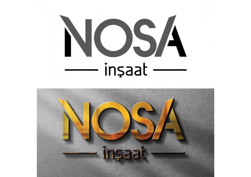 Yeni kurulan firmamız için Logo Tasarımı yarışmasına anafor tarafından girilen tasarım