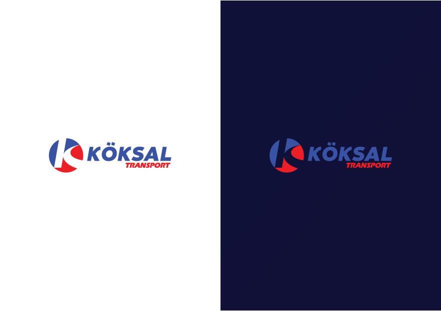 logıstık fırması ıcın logo yarışmasına Hello tarafından girilen tasarım