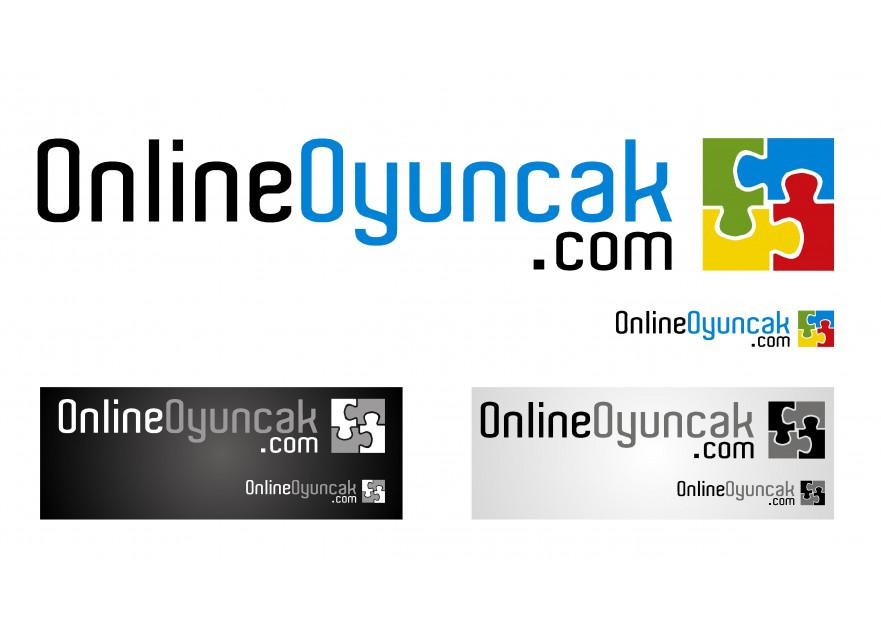 OnlineOyuncak.com Logo Tasarımı. yarışmasına girişimsel tarafından girilen tasarım